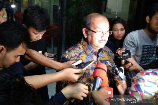 Sofyan Basir sempat disodorkan barang bukti kontrak PLTU Riau-1