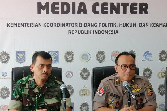 Polisi masih kejar satu eksekutor rencana pembunuhan tokoh nasional