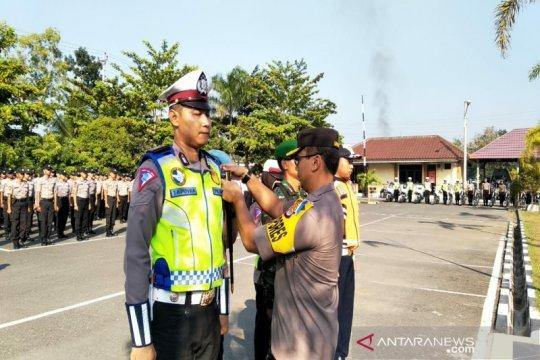 Polres Kulon Progo dirikan dua pos pengamanan pada Lebaran 2019