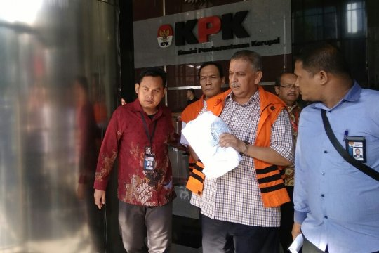 Pengacara: Sofyan Basir mengaku sakit saat diperiksa KPK
