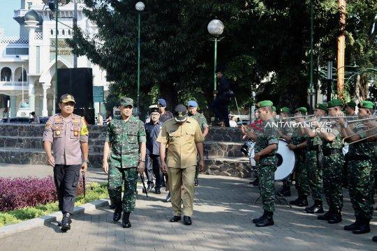 Sebanyak 620 personel gabungan amankan Kota Malang selama Lebaran