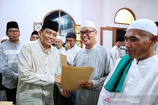 Pemkot beri bantuan Rp25 juta untuk 16 masjid di Bogor