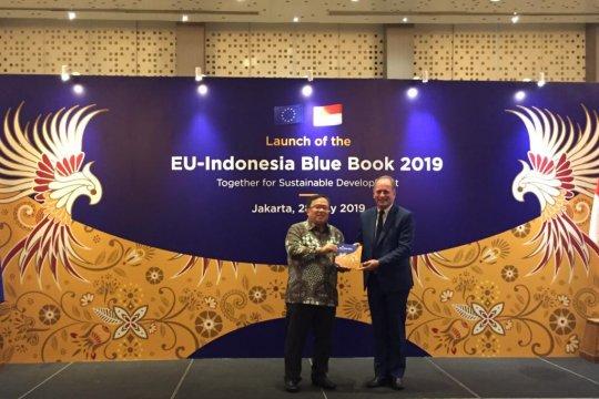 Indonesia-UE sepakati pemenuhan Agenda Pembangunan Berkelanjutan 2030