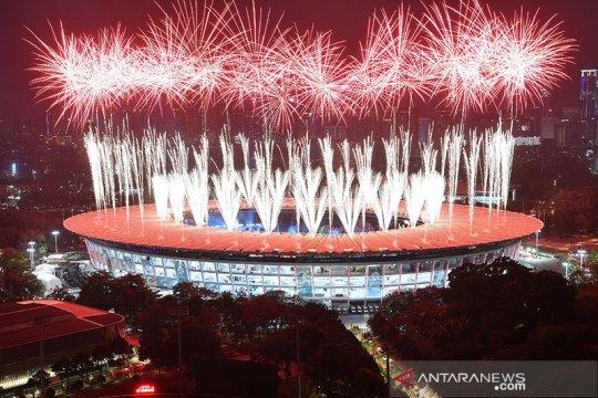 Menanti sukses ajang olahraga dunia berikutnya di periode kedua Jokowi