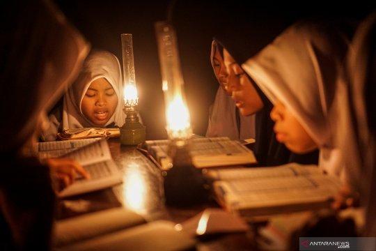Pengajian dalam rangka Nuzulul Quran