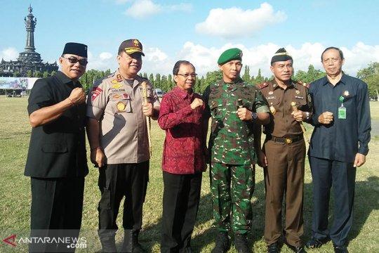 3.191 personel gabungan siap amankan arus mudik di Bali