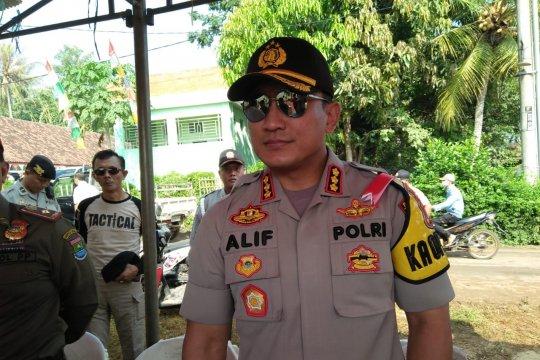 Polresta Tangerang siagakan petugas pasar tradisional jalur mudik