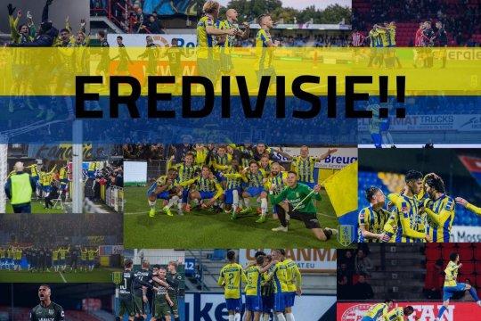 Klub Ezra Walian naik kasta ke Eredivisie