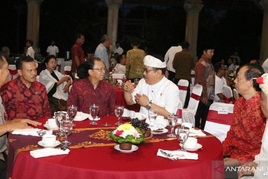 Wagub Bali ajak semua umat tingkatkan kerukunan