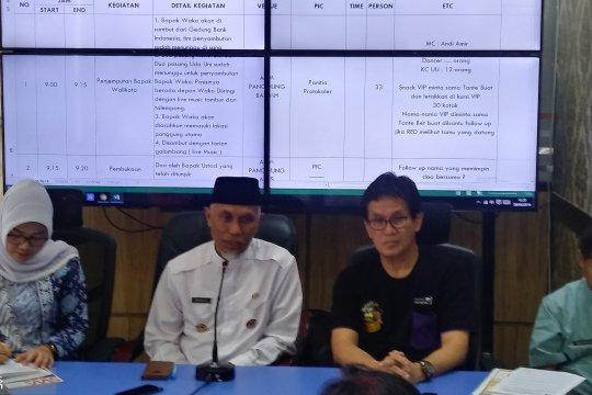 Padang akan  gelar Festival 10 ribu bakcang ayam dan lamang baluo