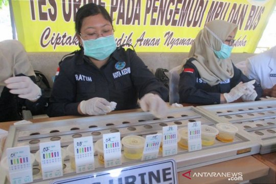BNN periksa urine 49 pilot di Bandara Pekanbaru