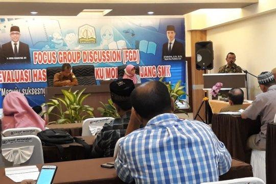Disdik Aceh evaluasi hasil ujicoba modul jenjang SMK