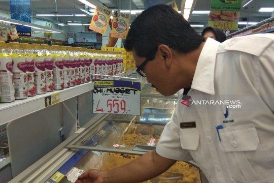 BPOM Bengkulu temukan produk kedaluwarsa di Hypermart