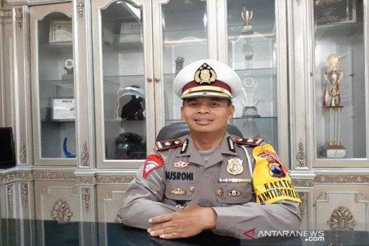 Polresta Surakarta rekayasa lalu lintas Jelang Lebaran