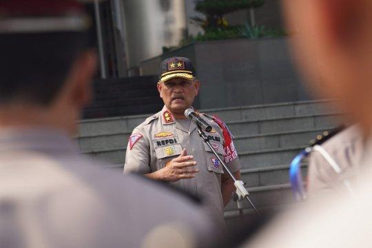 Kakorlantas Polri pastikan anggotanya siap laksanakan Operasi Ketupat