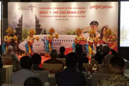 Vietjet bangun jembatan udara Ho Chi Minh-Bali untuk wisatawan