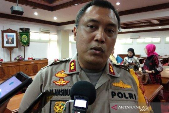 Polres Bantul sebar anggota di pusat keramaian antisipasi kriminalitas