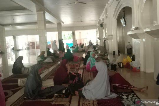 Masjid Raya Makassar mulai diramaikan jamaah i'tikaf