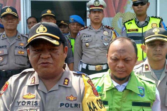 Polres Indramayu siapkan rekayasa lalu lintas saat satu arah di Cipali