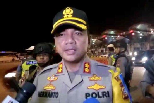 Polres Cirebon siagakan tim urai selama pemberlakuan satu arah
