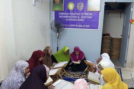 Warga Muhammadiyah di Malaysia gelar tarawih berjamaah