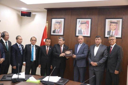 Delegasi DPR berkunjung ke Yordania perkuat kerja sama antarparlemen