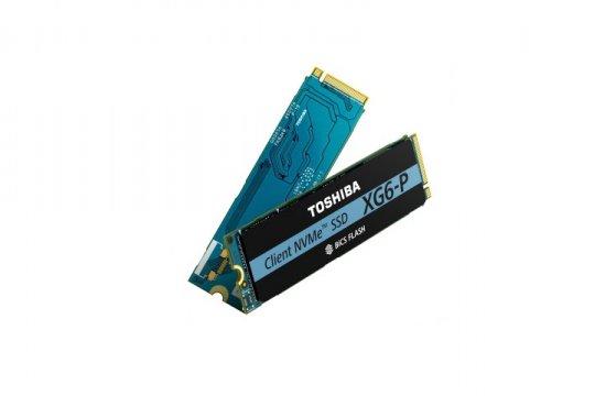 Toshiba Memory Corporation tingkatkan kapasitas untuk beban kerja yang menuntut kinerja dengan SSD seri XG6-P