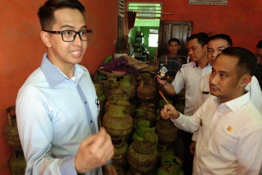 Wali Kota temukan pangkalan diduga timbun gas bersubsidi