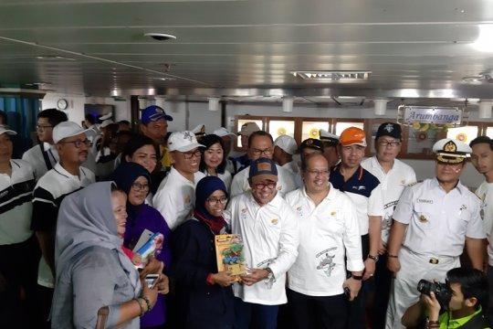 Jamkrindo berangkatkan 1.700 peserta mudik gratis BUMN