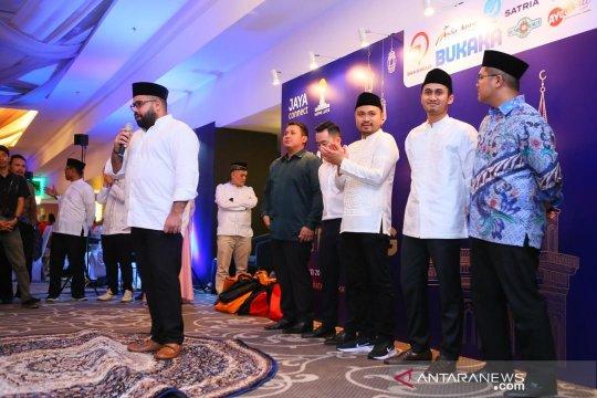 HIPMI Jaya hadirkan seluruh bakal calon ketua umum di acara buka puasa