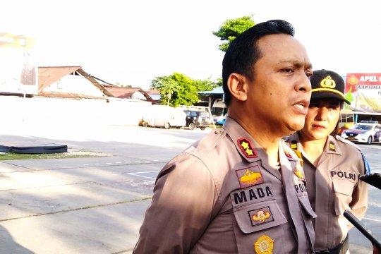 Polres Biak siagakan 100 personel pengamanan hari raya