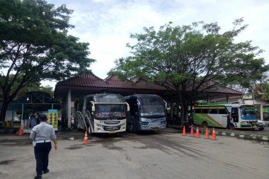 Petugas temukan banyak bus tak laik jalan saat mudik