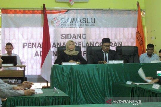Panwaslih putuskan PPK Syiah Kuala langgar administratif pemilu