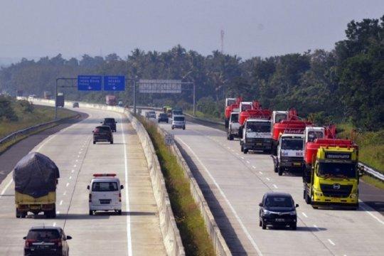 Konstruksi Tol Terbanggi-Kayu Agung selesai, siap diresmikan Jokowi