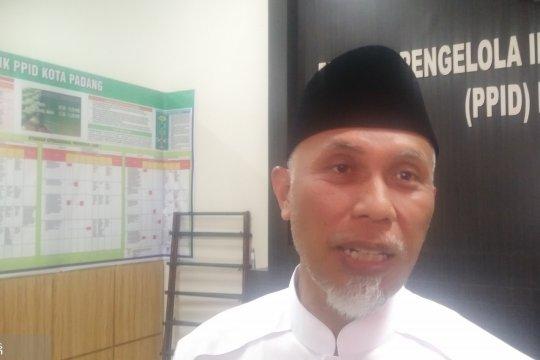 Wali Kota Padang tegaskan pelarangan bawa mobil dinas untuk mudik