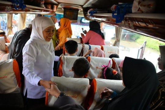 ASN diingatkan Gubernur Jatim tak mudik dengan mobil dinas