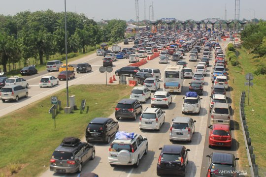 "Jasa Marga hentikan ""One Way"" di Tol Jakarta-Palimanan"