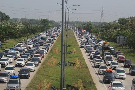 Jasa Marga catat 129.309 kendaraan telah tinggalkan Jakarta