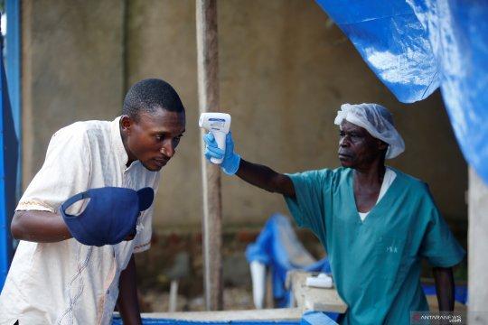 Panel WHO tidak deklarasikan darurat Ebola di Kongo dan Uganda