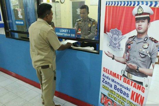 Selama libur Lebaran layanan SIM Polres Tanjungpinang tutup