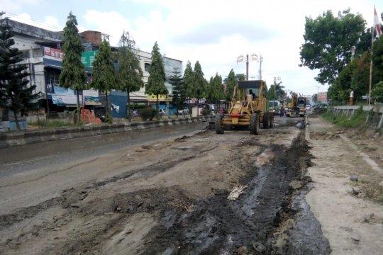Ini titik-titik rawan kecelakaan di Jalinsum Batanghari, Jambi