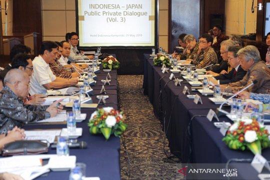 Luhut minta Jepang tingkatkan kualitas tenaga kerja Indonesia