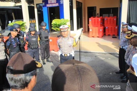 Polda Kalsel kedepankan sikap humanis dalam operasi ketupat