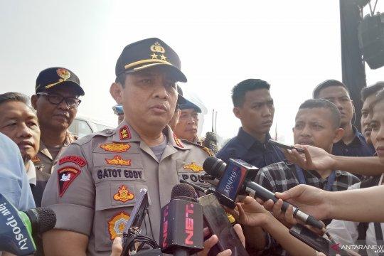 Polda siagakan 8.000 personel intensifkan keamanan KPU