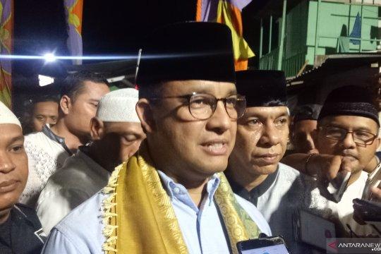Gubernur DKI gelar buka puasa bersama warga Kampung Muka