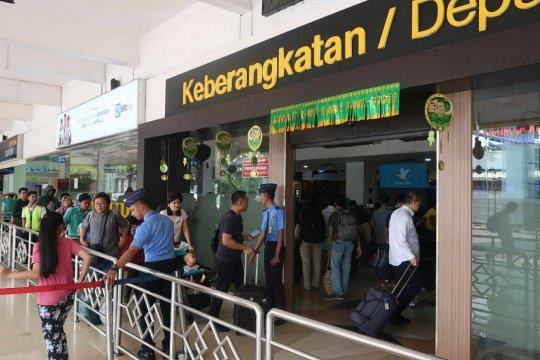 Jumlah penumpang melonjak di Bandara Halim Perdanakusuma
