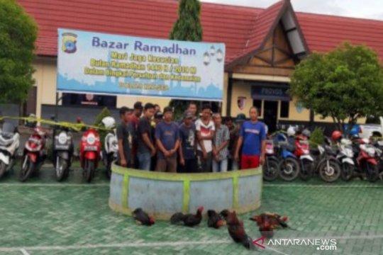 Polda Kalsel tekan aksi judi di bulan Ramadhan