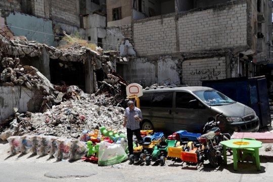 Uni Eropa seru Rusia, Turki, Iran lindungi warga sipil di Idlib