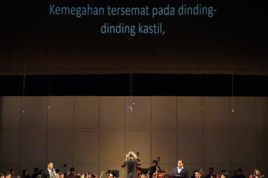 Musisi Jakarta City Philharmonic tampilkan Serenade dalam konser edisi ke-20