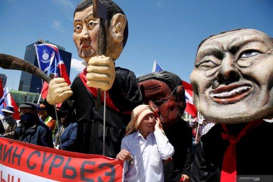 PM Mongolia ajukan pengunduran diri